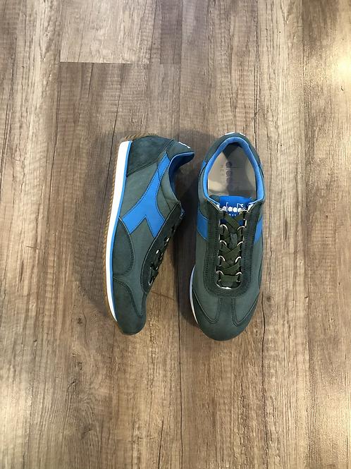 Diadora Heritage Verde-Azzurra