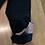 Thumbnail: Camicia Corena Lino Blu Scuro Slim Fit