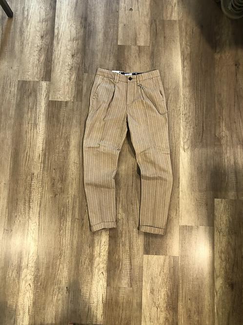 Pantalone Jack & Jones Beige Microfantasia