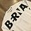 Thumbnail: Felpa Berna Over Bianca Logo