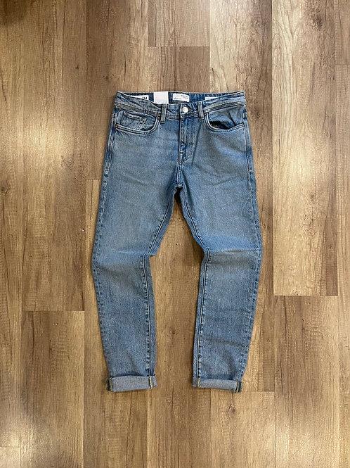 Jeans Selected Lavaggio Medio Slim