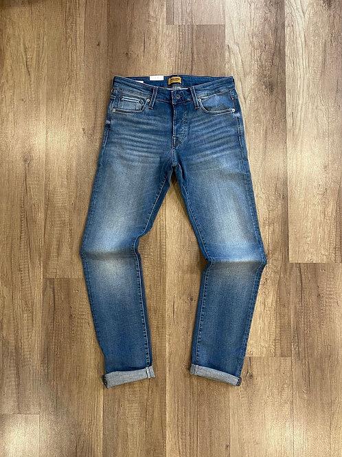Jeans Jack And Jones Lavaggio Medio Slim