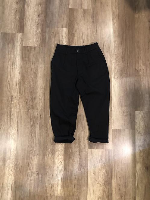 Pantalone Imperial Black Baggy