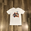 Thumbnail: T-shirt Over-D Bianca Fantasia Sneaker