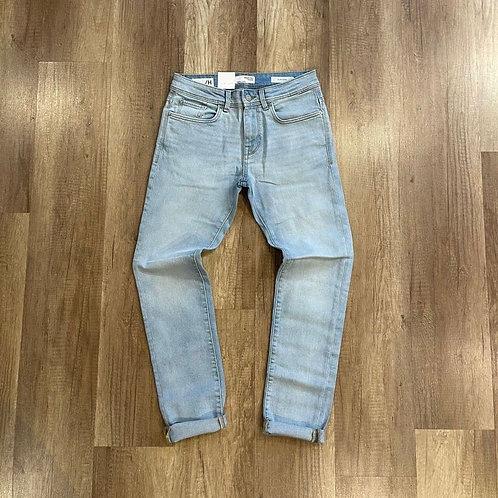 Jeans Selected Lavaggio Chiaro Slim