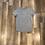 Thumbnail: T-shirt Selected Grigia Taschino