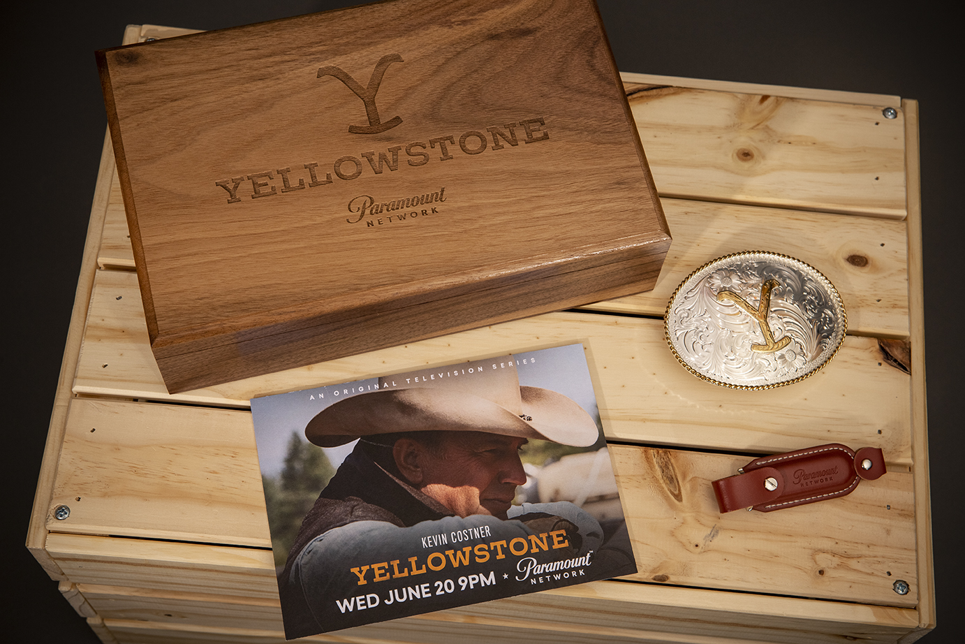 Yellowstone press kit