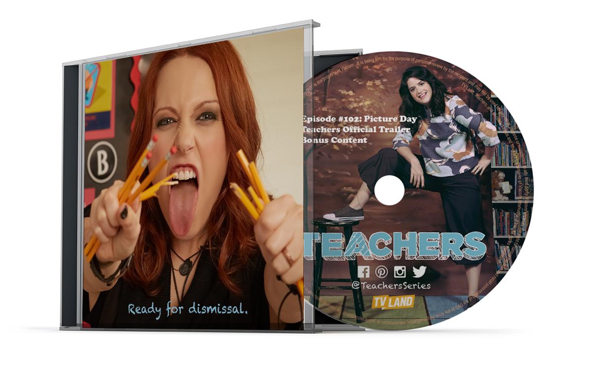Teachers DVD