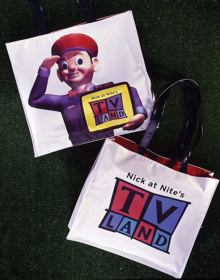 TV Land tote