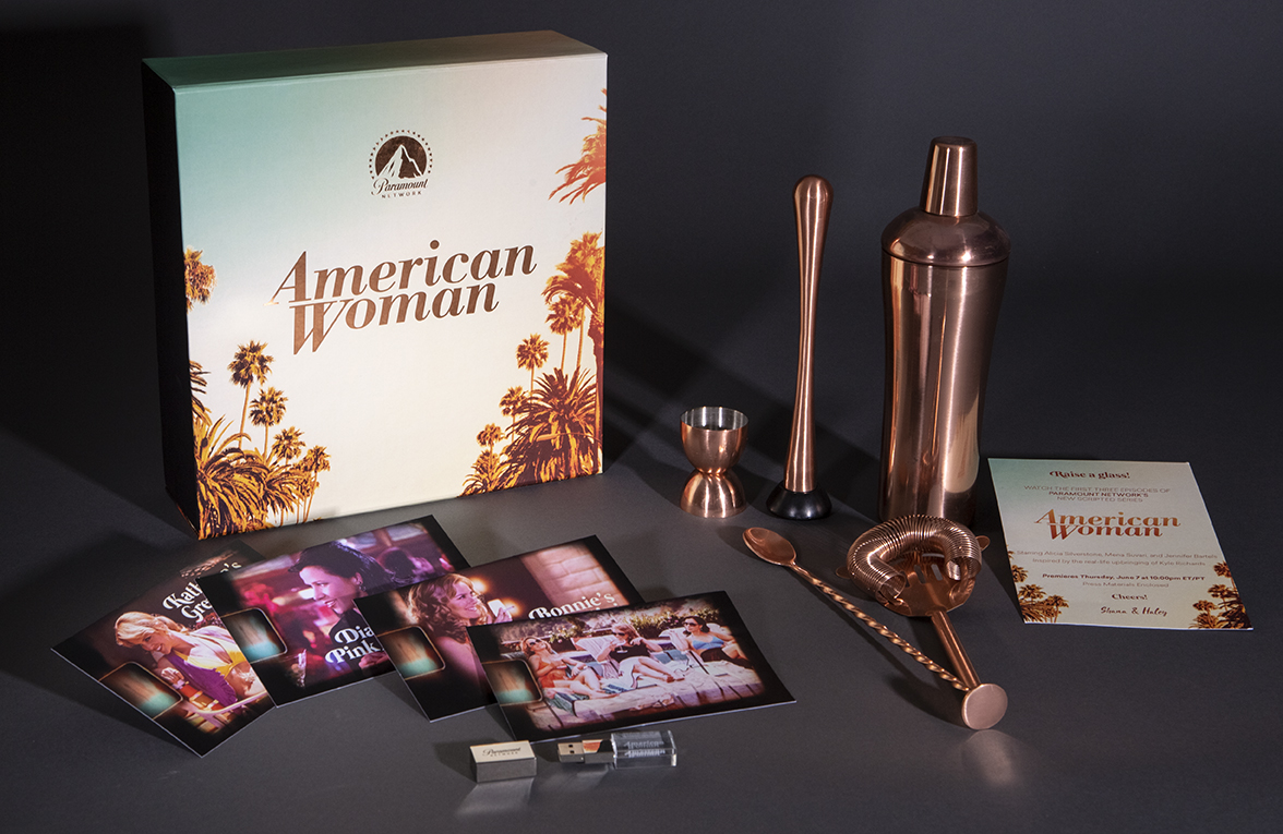 American Woman press kit