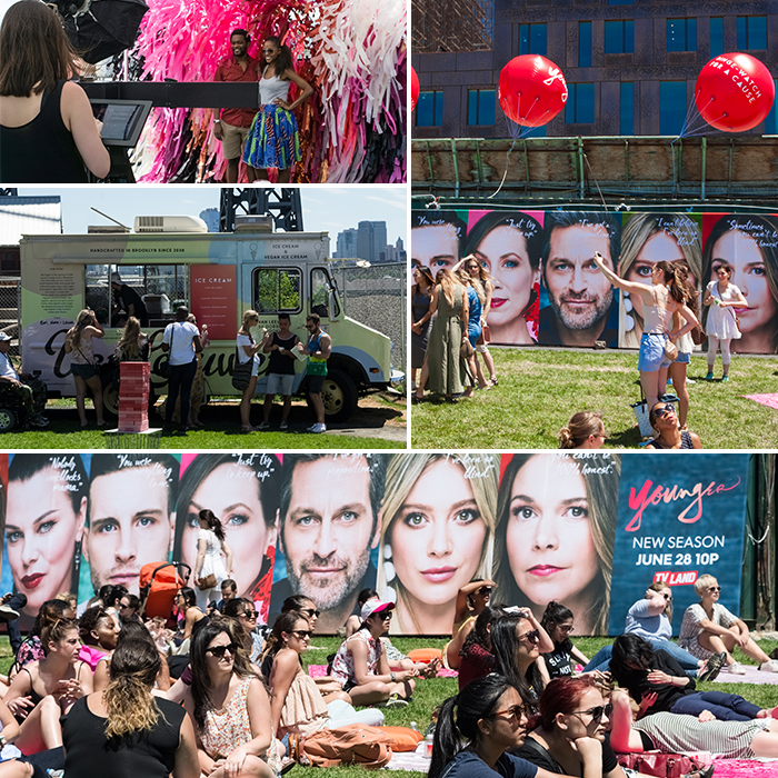 Younger / Refinery29 activation