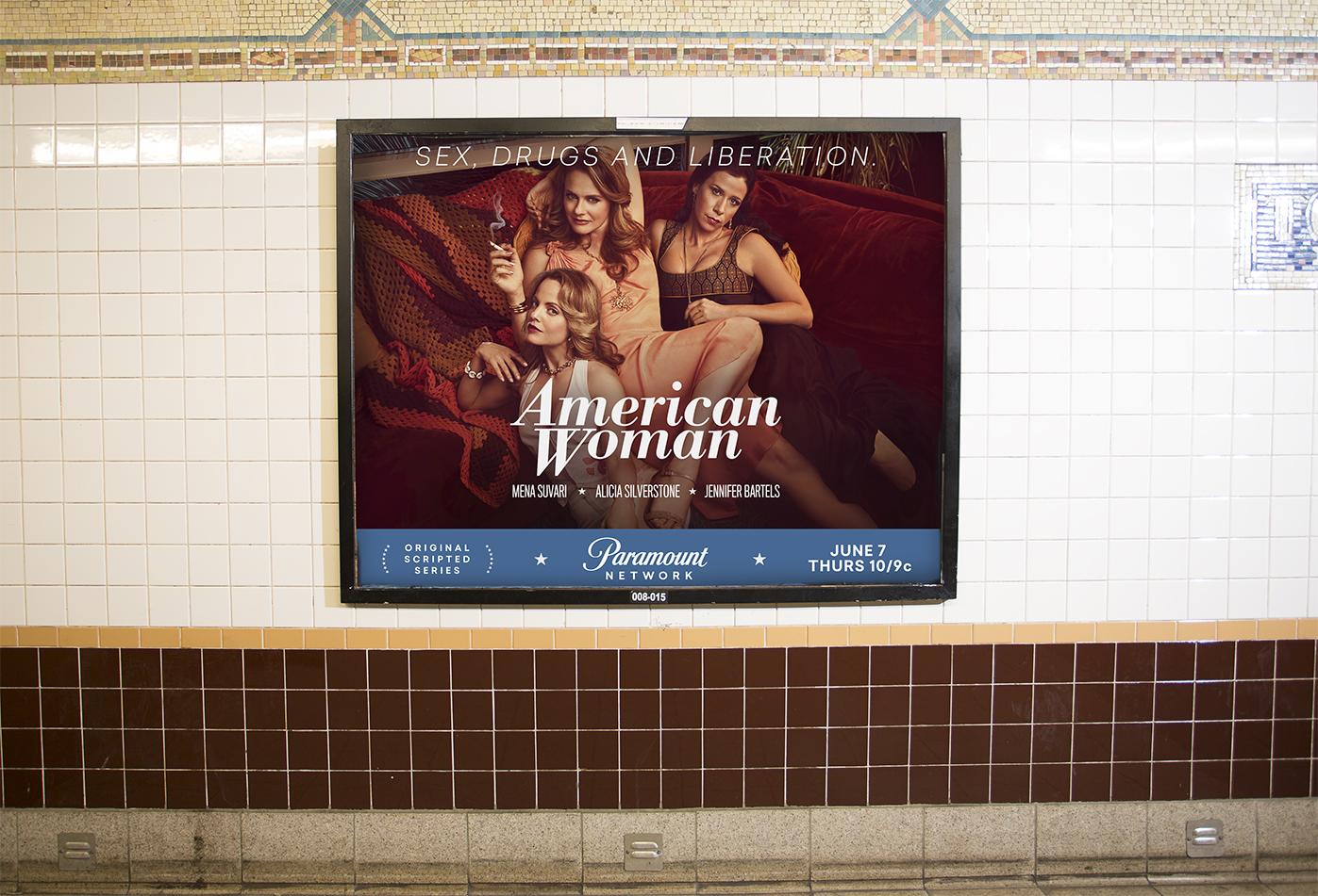 American Woman campaign