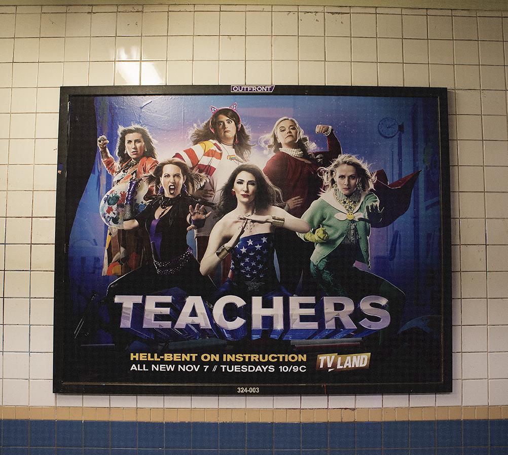 Teachers campaign