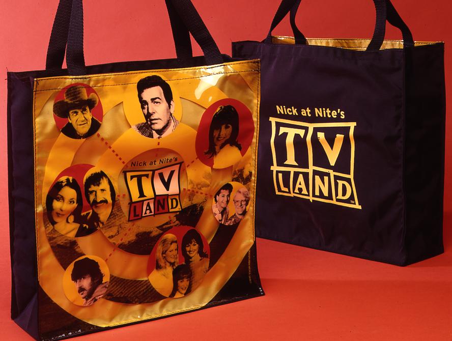TV Land tote
