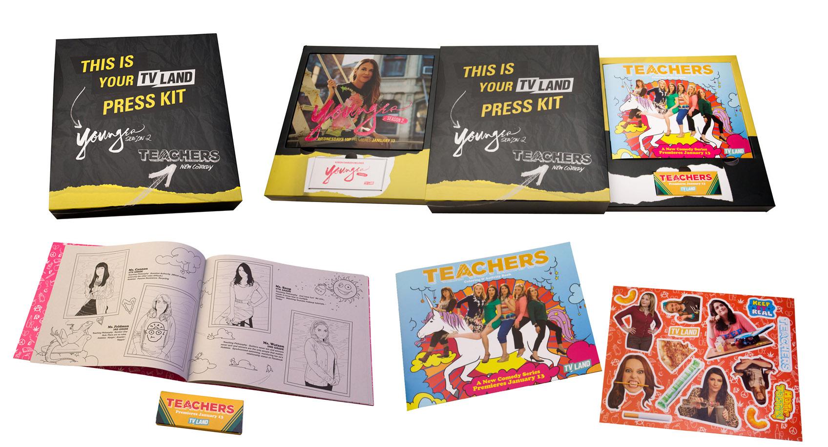 Younger/Teachers press kit