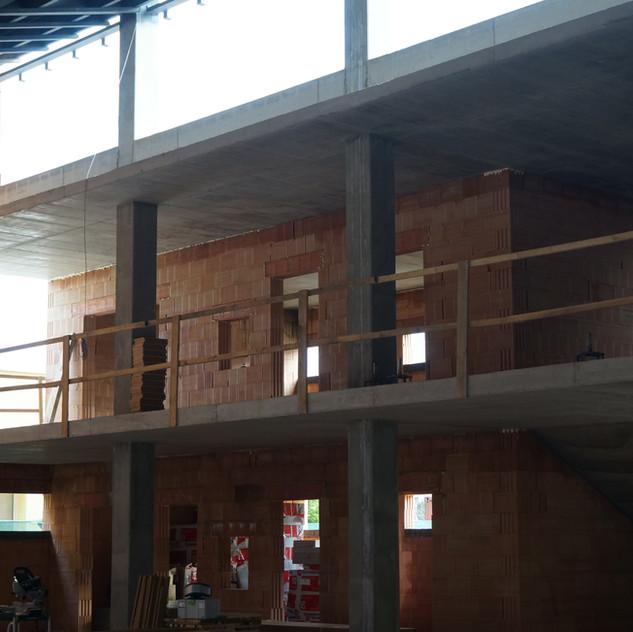 Betonový strop Veverská Bítýška