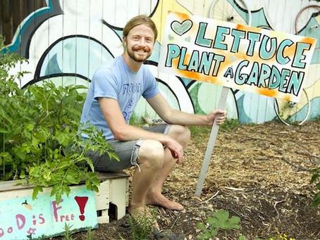 Episode 5: John VanDeusen Edwards of the Food Is Free Project
