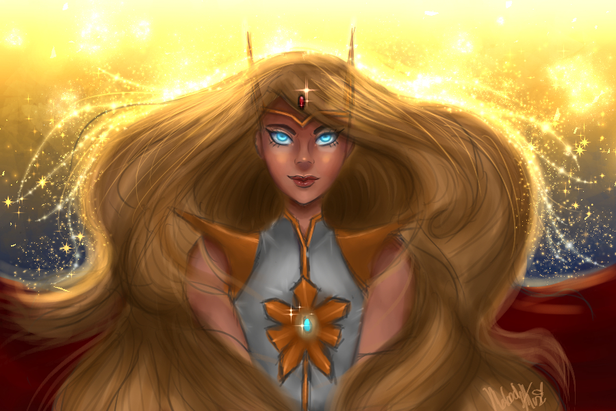 Netflix She-Ra Fan art