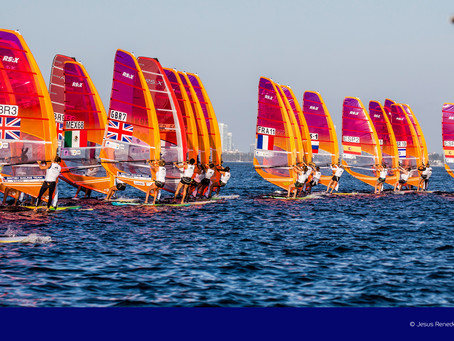 UK Windsurfer of the year and Starting the season at Miami World Cup..