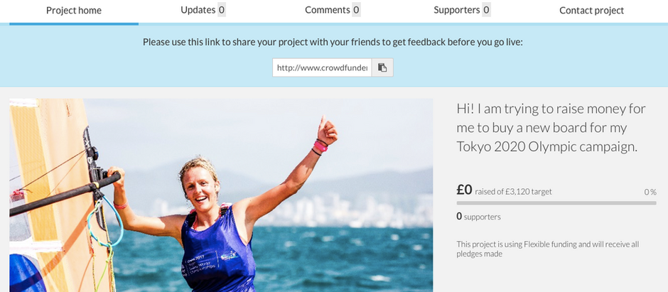 Emma's Crowdfunding Challenge