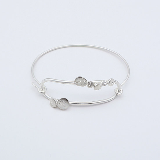 Moonwalker Bangle