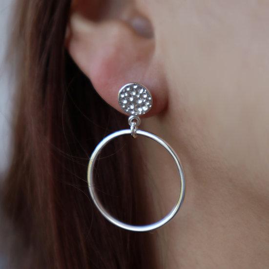 Moonwalker Earrings