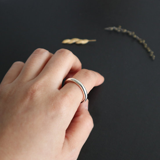 Thick Stem Ring