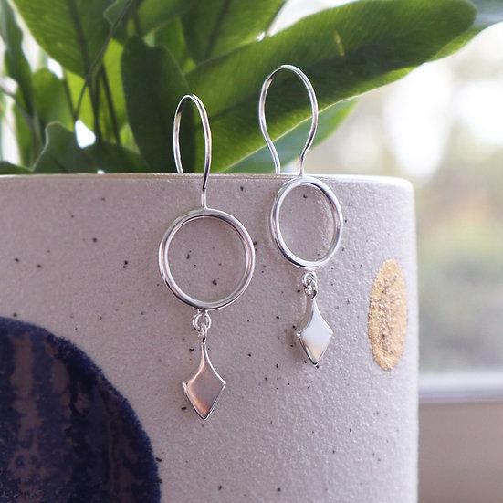 Meteors Earrings #1