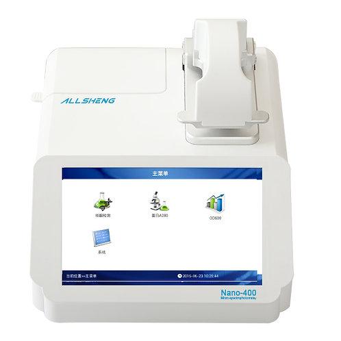 Micro Spectrophotometer / Nano-400A