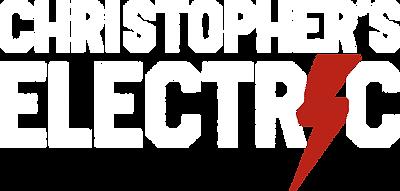 ChristophersElectric_Logo_Horizontal_Whi