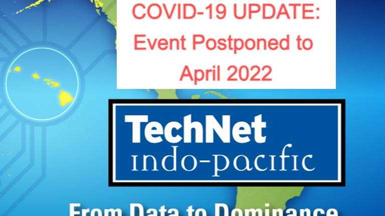 NEW DATES - TechNet Indo-Pacific
