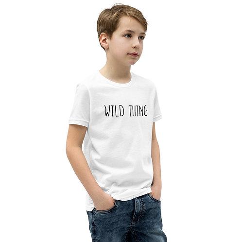 Wild Thing Youth Short Sleeve T-Shirt