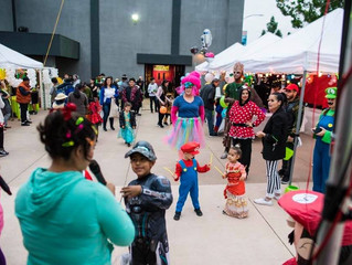 Worship Walk Church helps to bring the community together through family friendly events