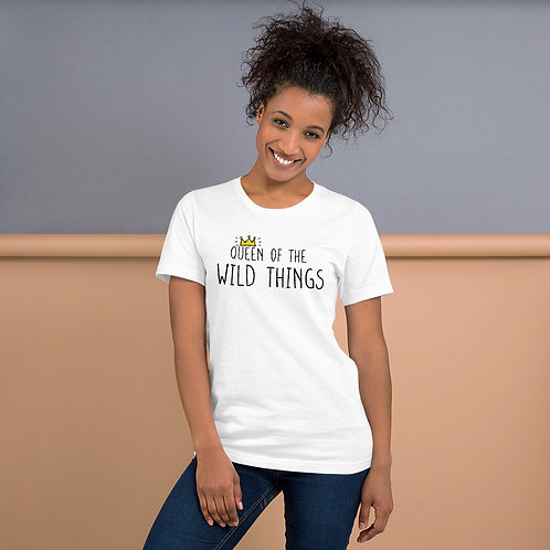 Queen of the Wild Things Short-Sleeve T-Shirt