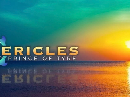 Pericles, Prince of Tyre at SF Shakes!