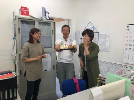 🍰誕生日ケーキ争奪戦🍰