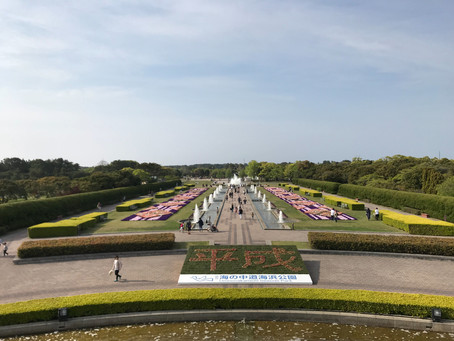 ⛲️海の中道海浜公園⛲️