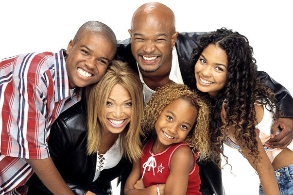The Cast From Black Family Sitcom My Wife And Kids