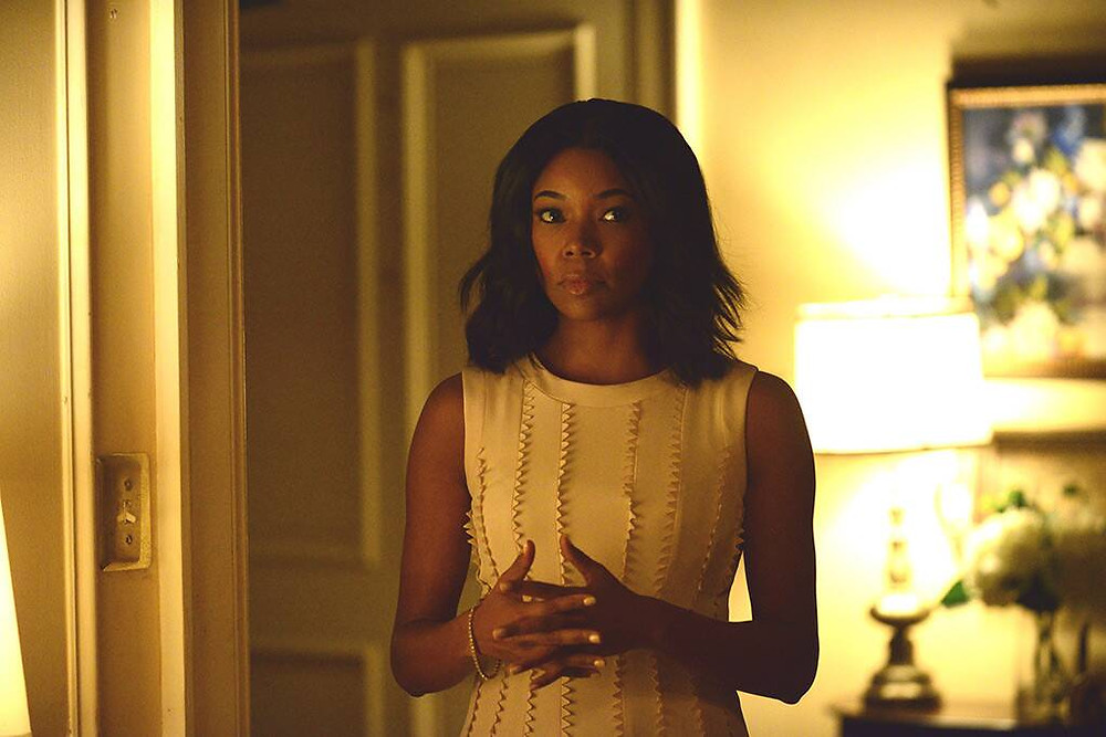 Black Lead Female Character Mary Jane (Gabrielle Union) In TV Show Being Mary Jane
