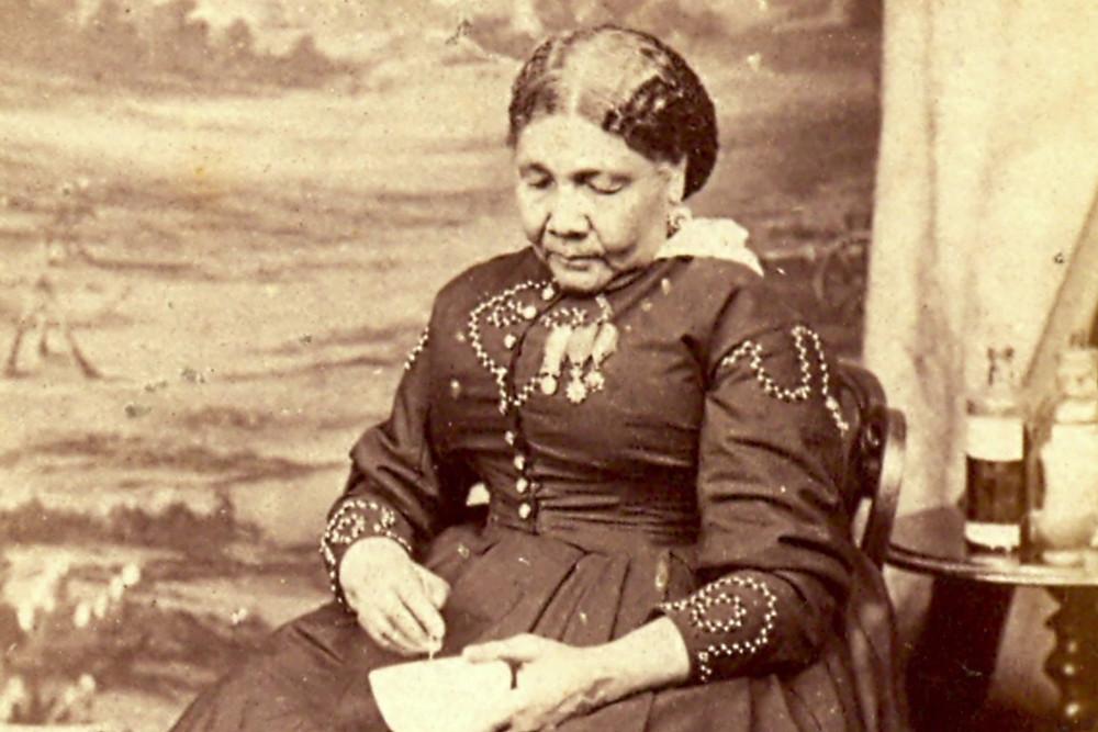 Mary Seacole Hotel Black British Heritage Historical Figure Portrait Painting Crimean War