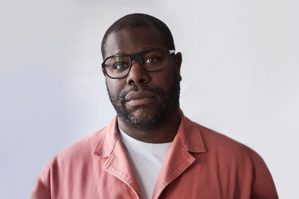 Black Film Director Steve Mcqueen