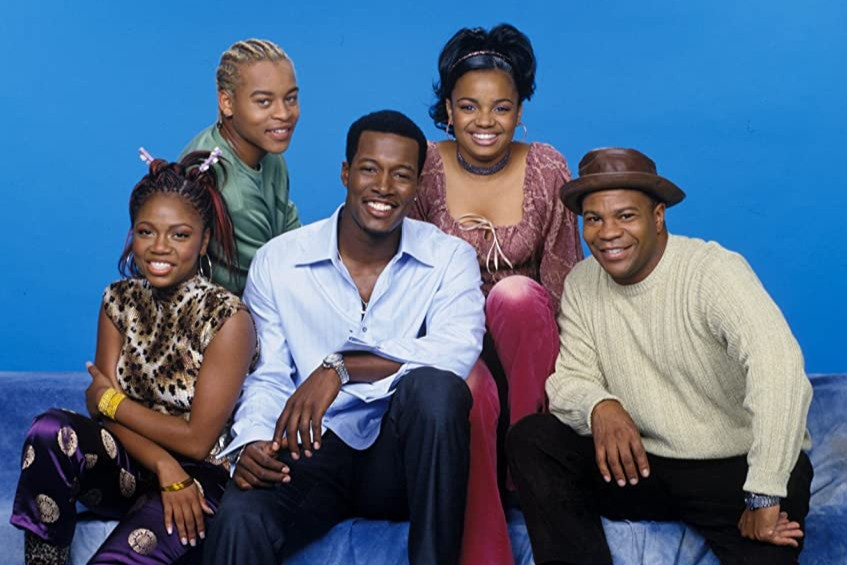 The Cast From Black Family Sitcom One On One