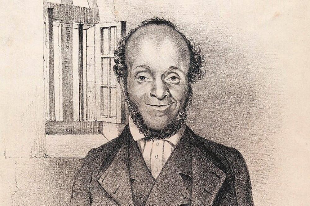 William Cuffay Black British Heritage Historical Figure Portrait Painting Chartist