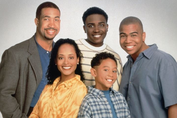 The Cast From Black Family Sitcom Smart Guy