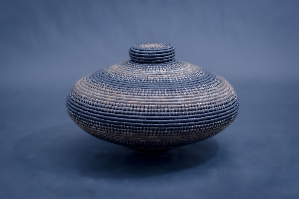 African based design studio Bambizula's woven basket
