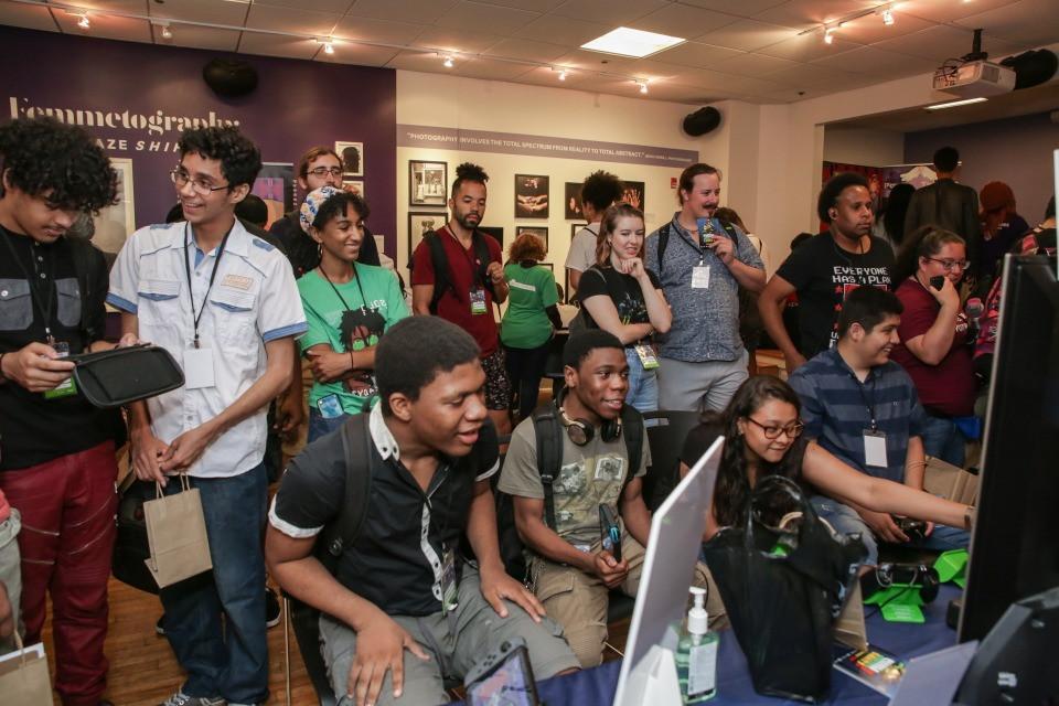 Game Devs Of Color Expo Pro-Black Gaming Video Games Creators Black Gamers
