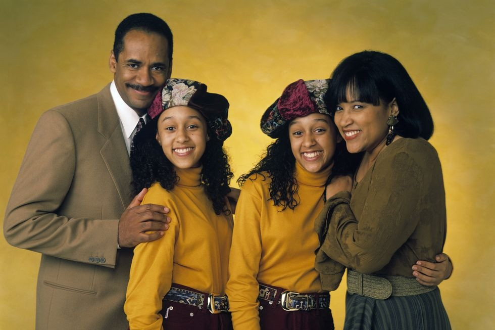 The Cast From Black Family Sitcom Sister Sister