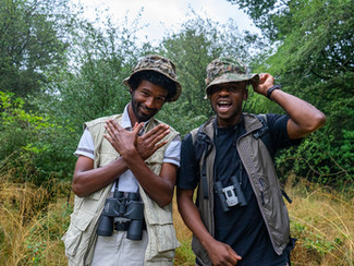 10 Black British People Changing The Face Of Nature