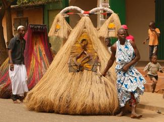 10 African Festivals Similar To Halloween