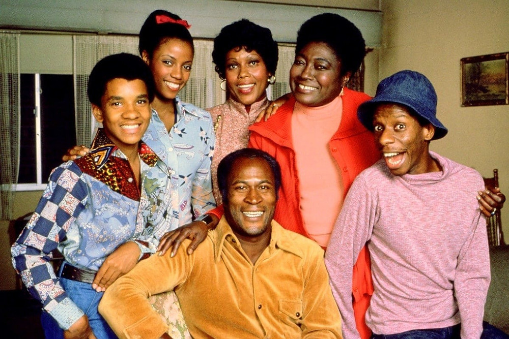 The Cast From Black Family Sitcom Good Times